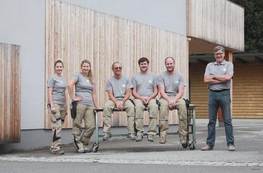 tischlerei köck mautern team